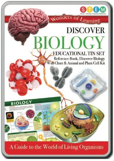 Discover Biology Science Kit