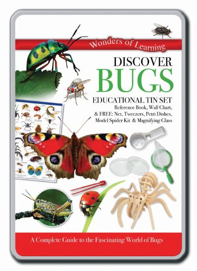 Discover Bugs Science Kit