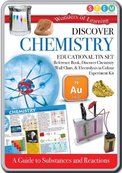 Discover Chemistry Science Kit