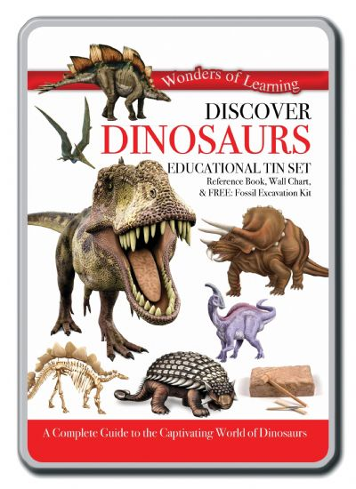 Discover Dinosaurs Science Kit