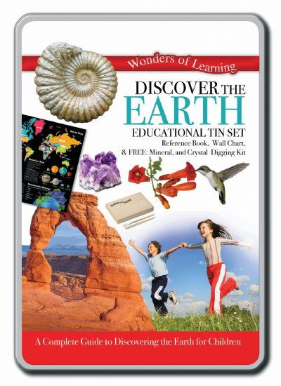 Discover Earth Science Kit