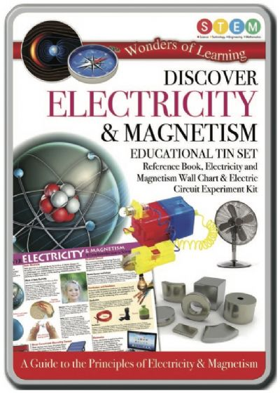 Discover Electricity Science Kit