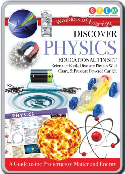 Discover Physics Science Kit