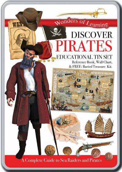 Discover Pirates Science Kit
