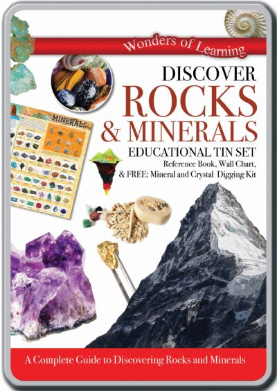 Discover Rocks Science Kit
