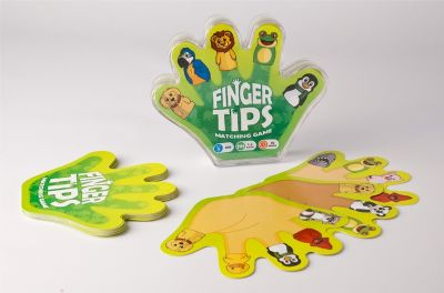 Finger Tips Animals