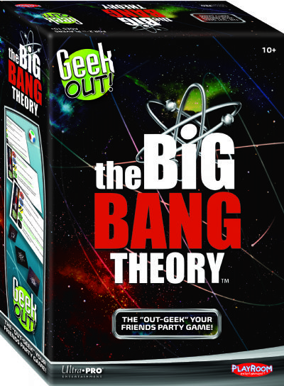 Geek Out Big Bang Theory