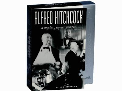 Alfred Hitchcock Be Puzzled
