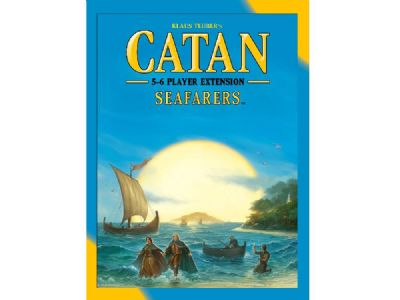 Catan Seafareres 5-6 Player extension